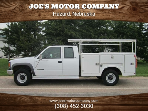 1996 GMC Sierra 2500 for sale in Hazard, NE