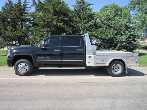 2016 GMC Sierra 3500HD for sale in Hazard, NE