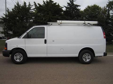 2012 Chevrolet Express Cargo for sale in Hazard, NE