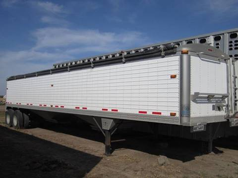 2011 Timpte Grain Trailer Ag Hopper for sale in Hazard, NE