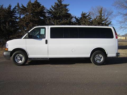 2019 Chevrolet Express Passenger for sale at Joe's Motor Company in Hazard NE