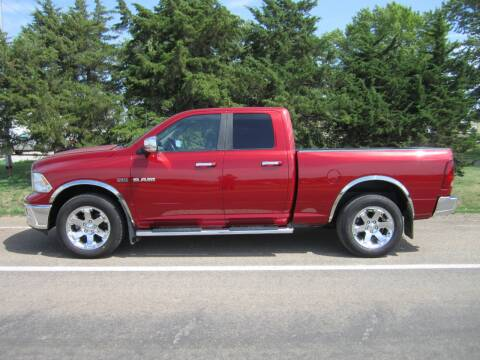 2009 Dodge Ram Pickup 1500 for sale at Joe's Motor Company in Hazard NE