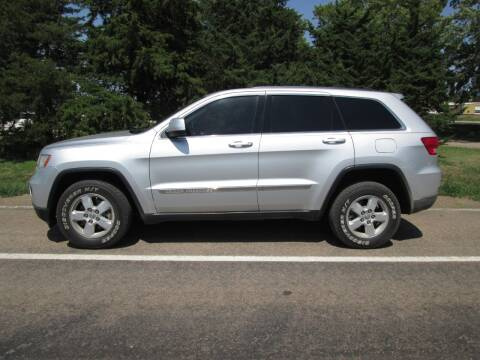2013 Jeep Grand Cherokee for sale at Joe's Motor Company in Hazard NE