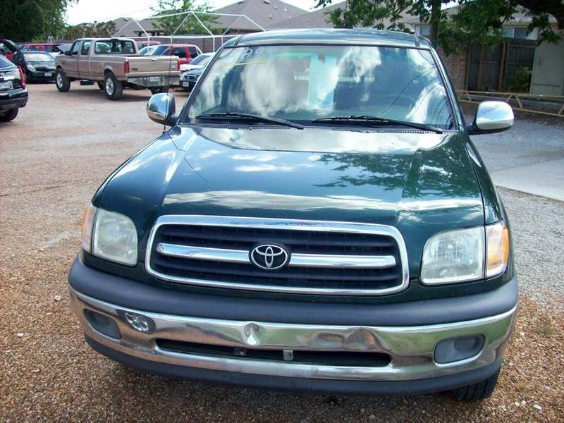 Awe Inspiring 2002 Toyota Tundra Sr5 4Dr Access Cab 2Wd Sb V6 In Fort Pabps2019 Chair Design Images Pabps2019Com