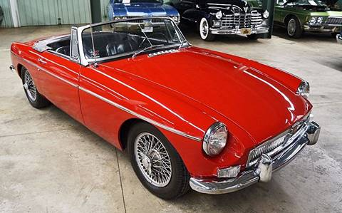 1967 MG MGB for sale in Canton, OH