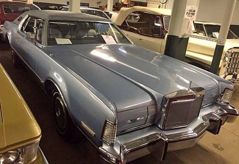 1974 Lincoln Mark IV for sale in Canton, OH