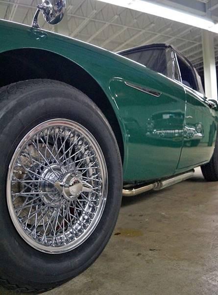 1967 Austin-Healey 3000 Mk III 13