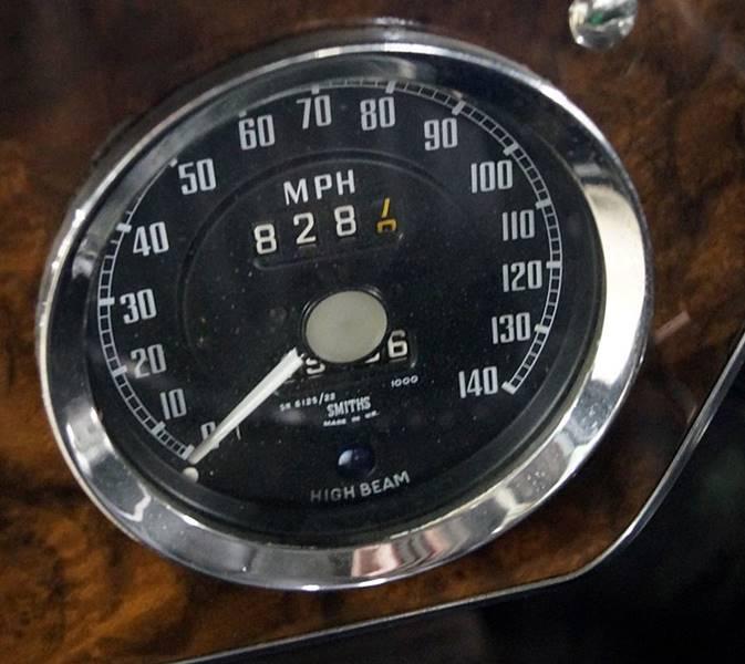 1967 Austin-Healey 3000 Mk III 18