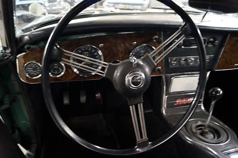 1967 Austin-Healey 3000 Mk III 19