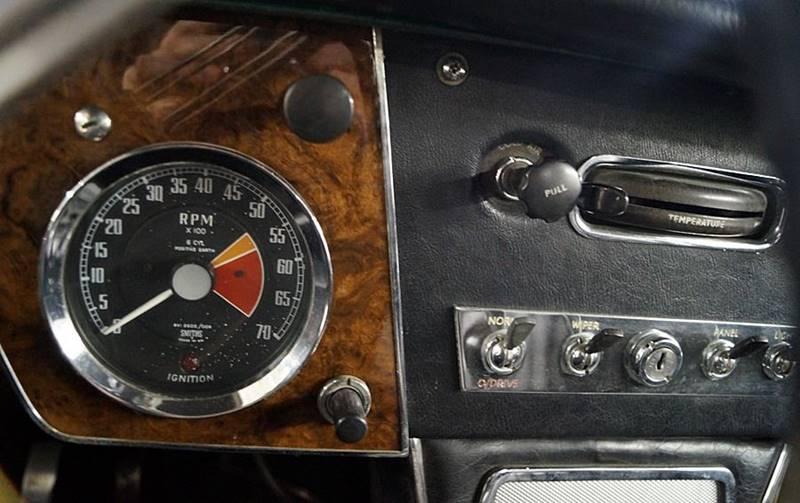 1967 Austin-Healey 3000 Mk III 20