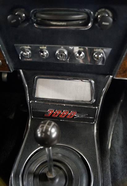 1967 Austin-Healey 3000 Mk III 21