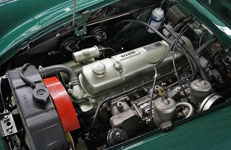 1967 Austin-Healey 3000 Mk III 27