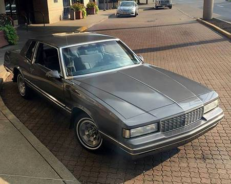 1987 Chevrolet Monte Carlo for sale in Canton, OH