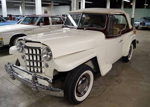 1951 Willys Jeepster for sale in Canton, OH