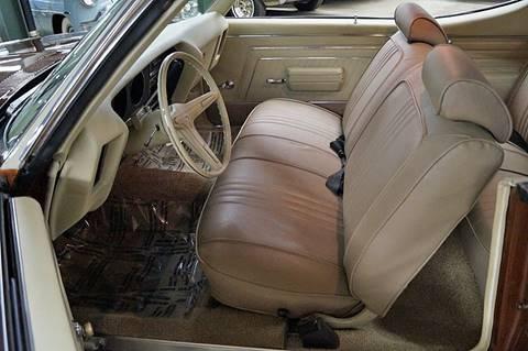 1971 Pontiac Tempest
