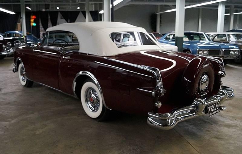 1953 Packard Caribbean 5