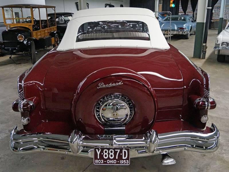 1953 Packard Caribbean 6