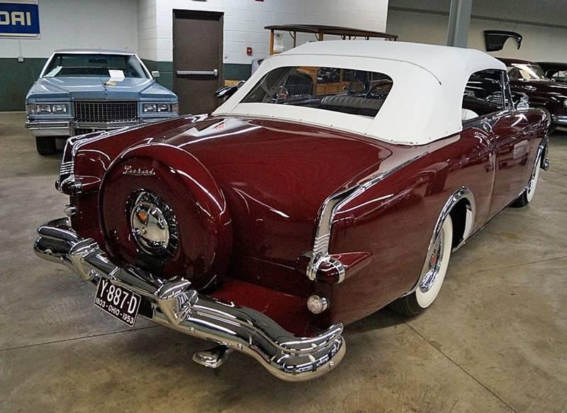 1953 Packard Caribbean 7