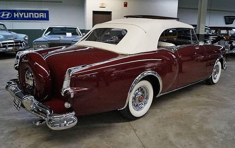 1953 Packard Caribbean 9