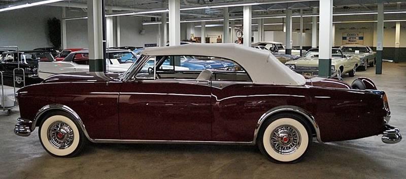 1953 Packard Caribbean 11