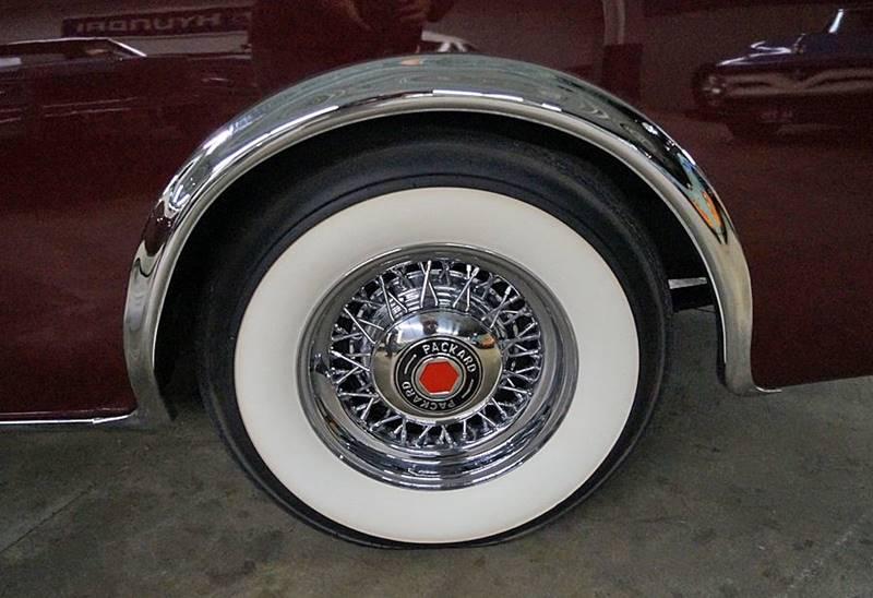 1953 Packard Caribbean 13