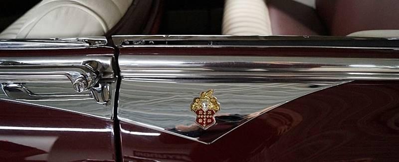 1953 Packard Caribbean 14