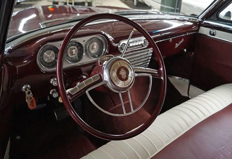 1953 Packard Caribbean 16