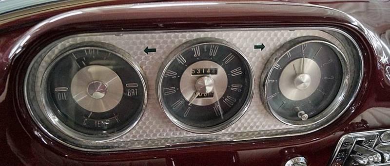 1953 Packard Caribbean 17