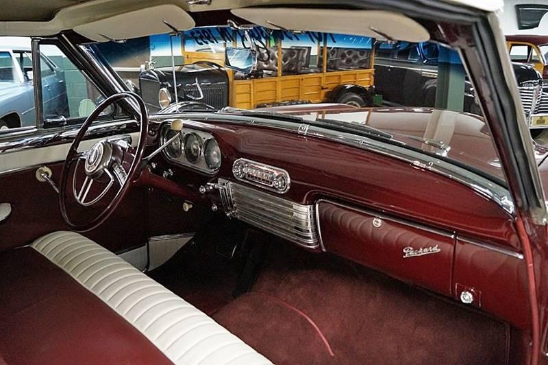 1953 Packard Caribbean 22