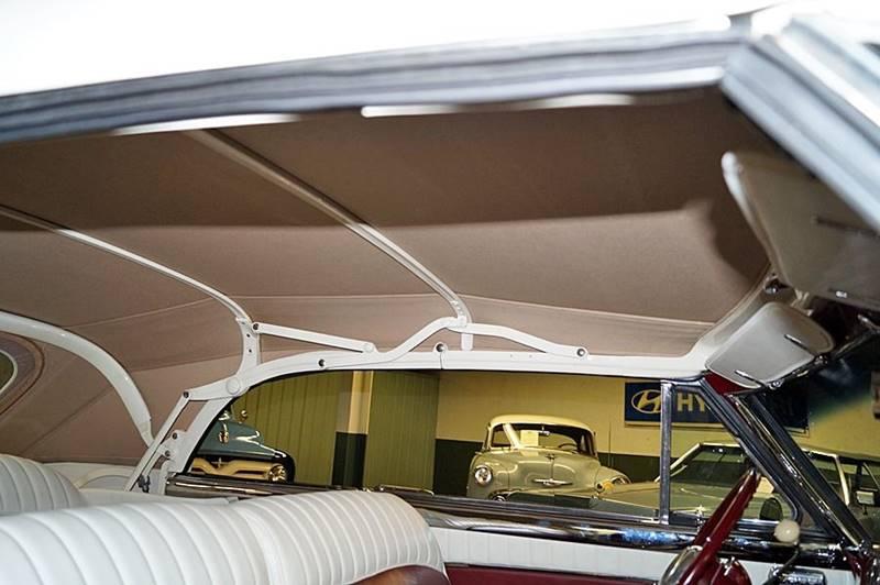 1953 Packard Caribbean 25