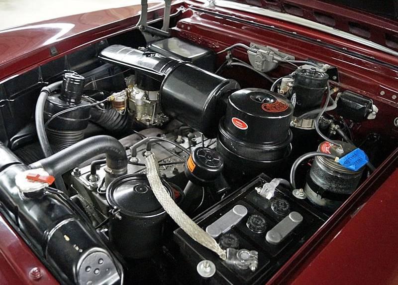 1953 Packard Caribbean 26