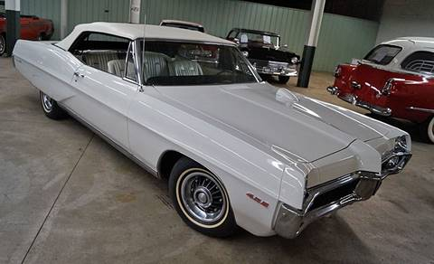 1967 Pontiac Bonneville for sale in Canton, OH