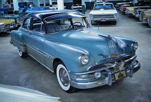 1952 Pontiac Chieftain for sale in Canton, OH