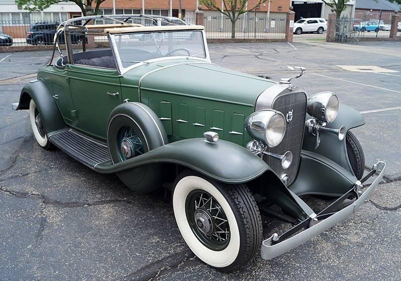 1932 Cadillac V12 2