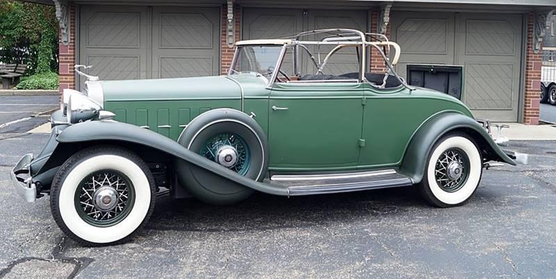1932 Cadillac V12 3