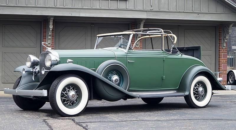 1932 Cadillac V12 4