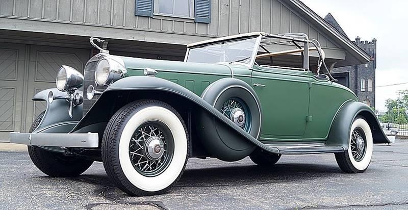 1932 Cadillac V12 7