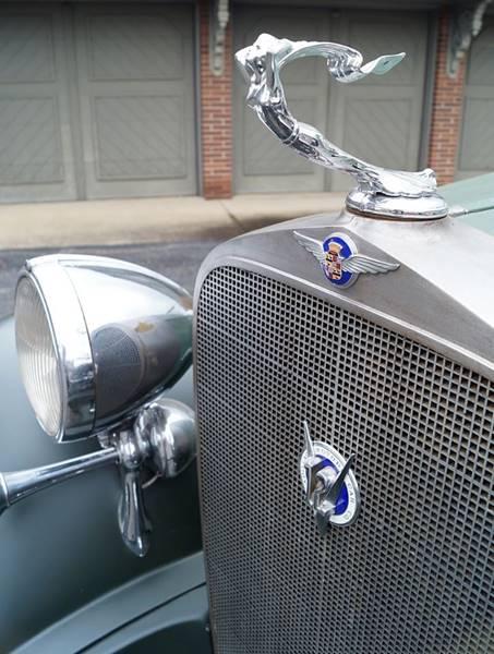 1932 Cadillac V12 8