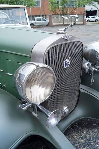 1932 Cadillac V12 9