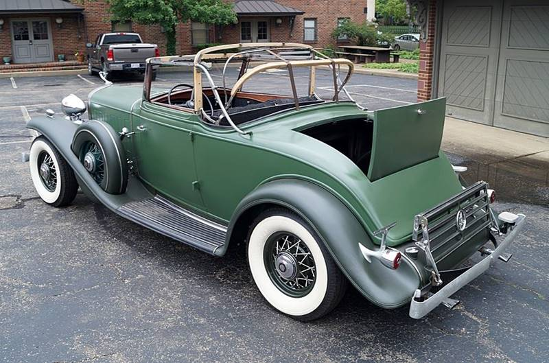 1932 Cadillac V12 10