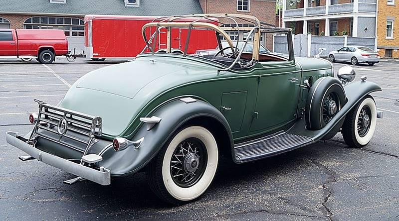 1932 Cadillac V12 15