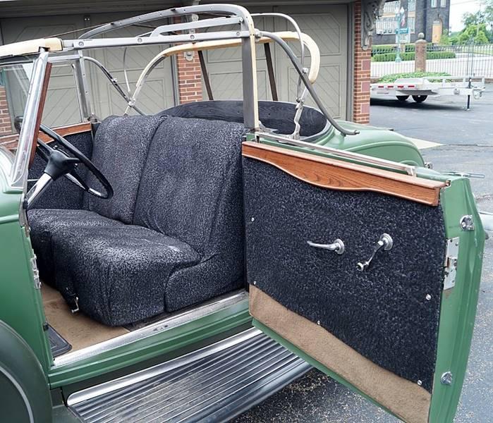 1932 Cadillac V12 17
