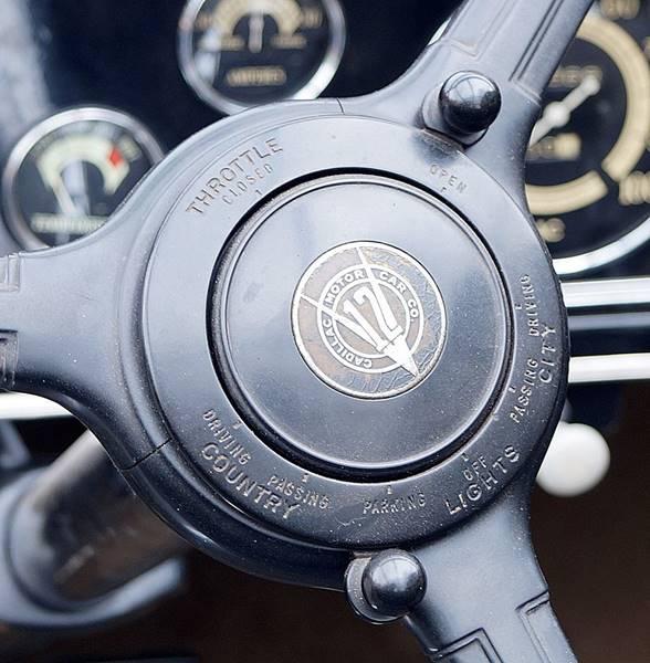 1932 Cadillac V12 19