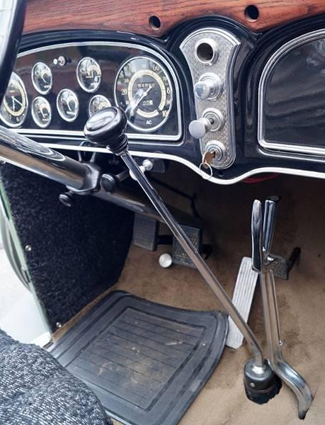 1932 Cadillac V12 21