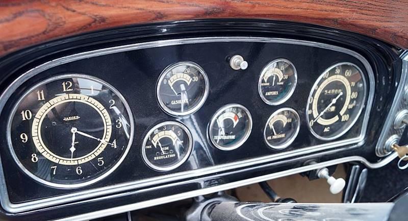 1932 Cadillac V12 22