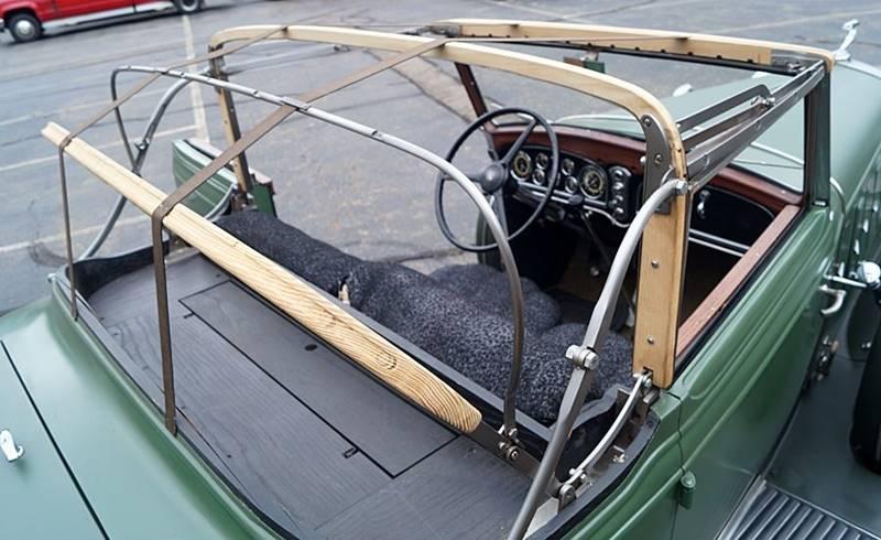 1932 Cadillac V12 28