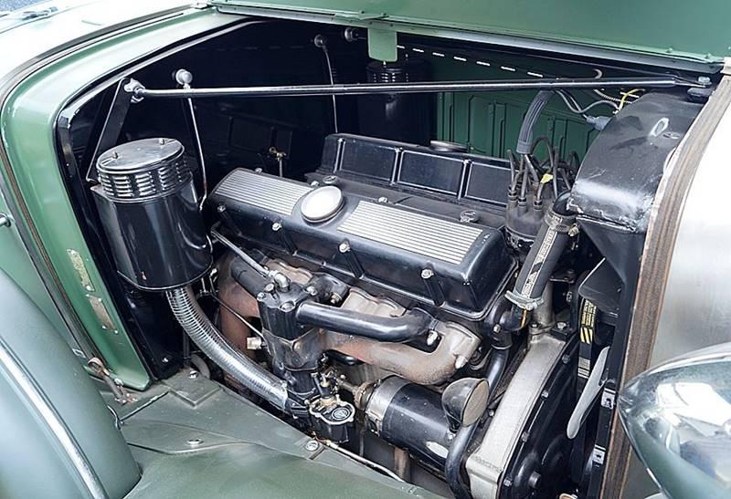 1932 Cadillac V12 29
