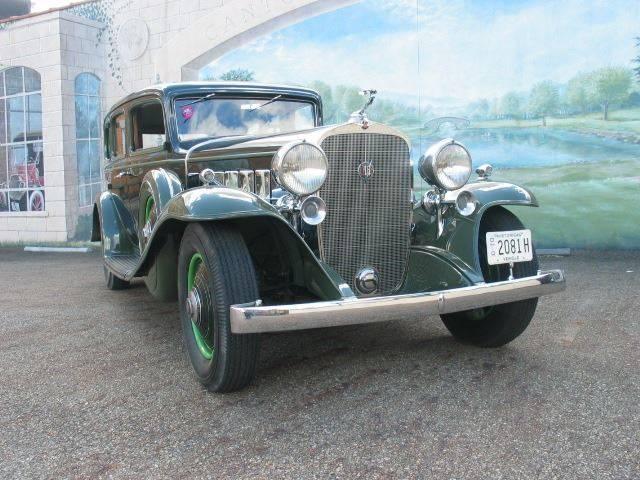 1932 Cadillac V16 1