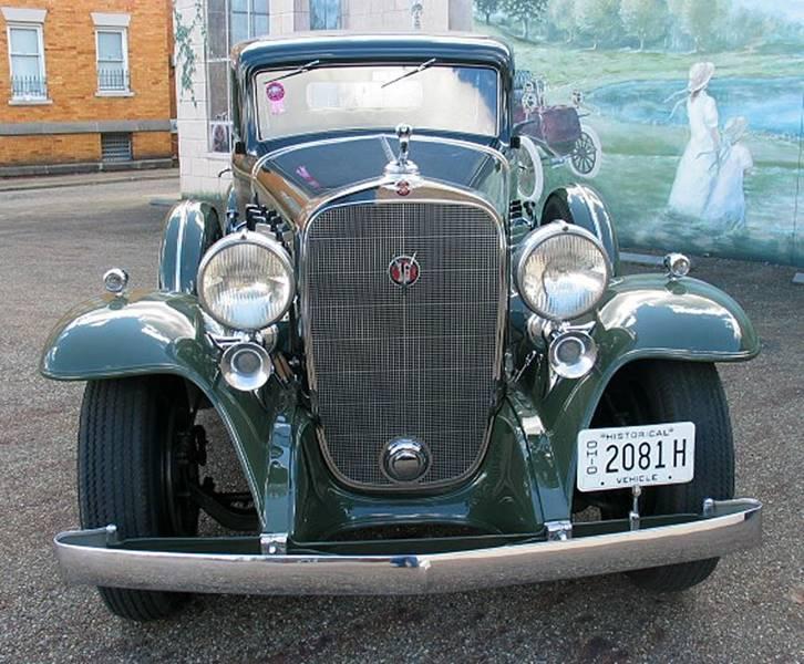 1932 Cadillac V16 2