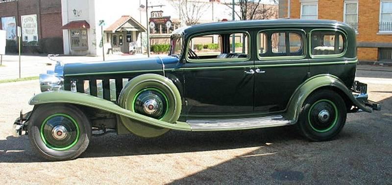 1932 Cadillac V16 3